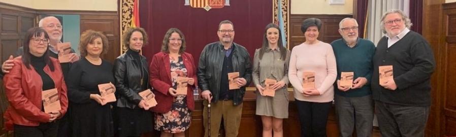 La Diputació lliura a Guillem Rosselló el guardó dels premis de narrativa breu Josep Pascual Tirado