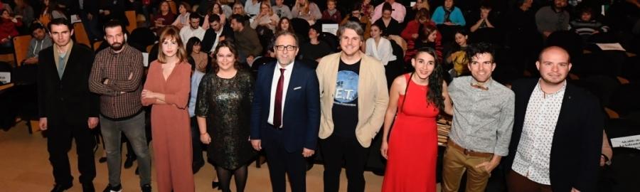 'Trofeo' se alza con el premio al mejor cortometraje de la provincia en la gran fiesta del cine castellonense