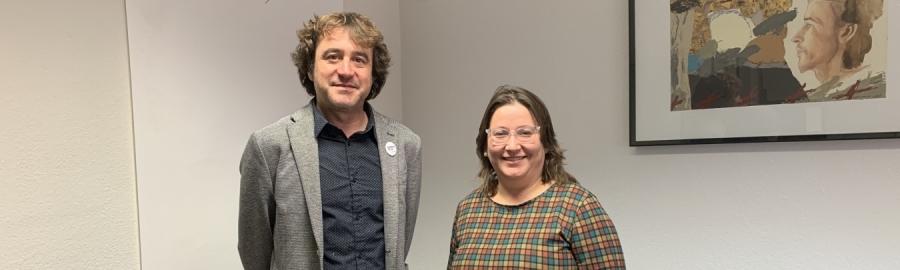 La Diputación se adherirá a la Xarxa de Serveis Lingüístics para ensanchar el uso del valenciano en las administraciones locales