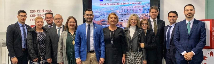 La Diputación de Castellón cederá a l'Alcora un conjunto de archivos y grabados históricos de la Real Fábrica