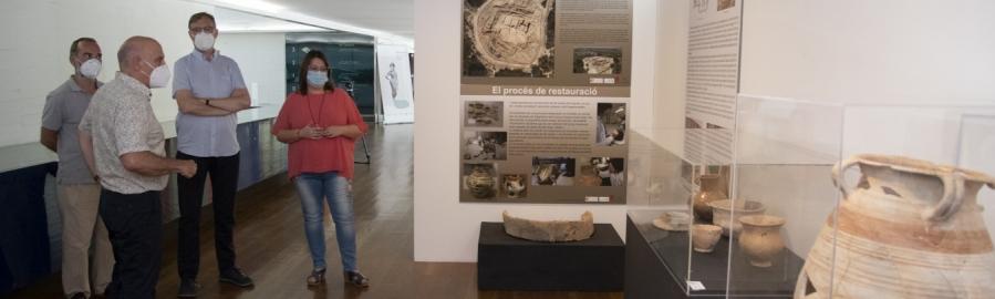 La Diputación acerca la historia más primitiva de la provincia de Castellón a través de la arqueología