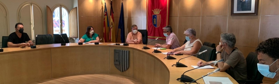 La Diputación de Castellón elaborará en 2021 el proyecto de rehabilitación de la hospedería de Valldecrist